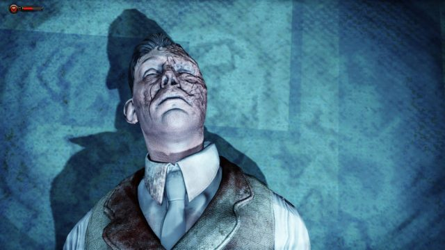 Bioshock Infinite enemy