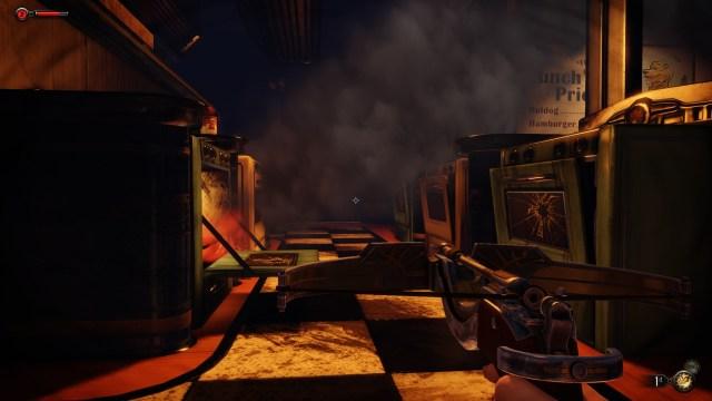 Bioshock Infinite stealth