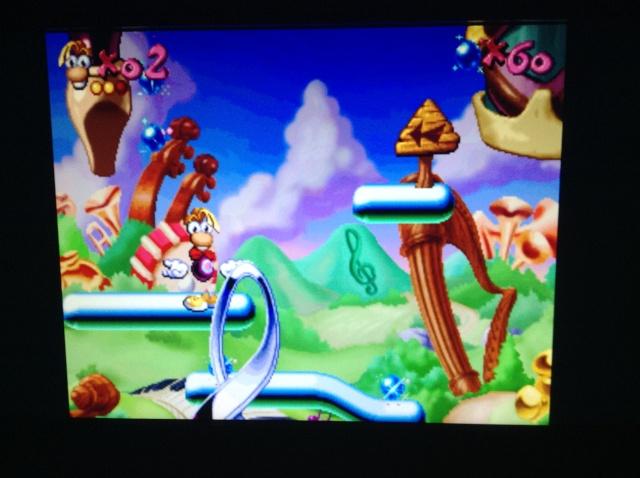 PS TV PS1 games