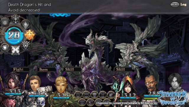 Stranger of Sword City Death Dragon