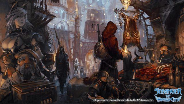 Stranger of Sword City recover