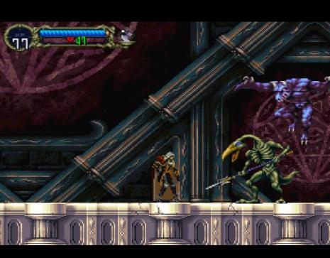 Castlevania Symphony of the Night Boss