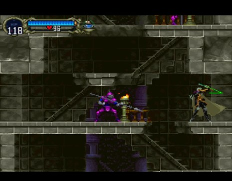 Castlevania Symphony of the Night Enemy