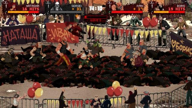 Mother Russia Bleeds Arena