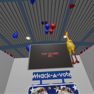 Whack a Vote Winning