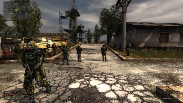 Stalker Shadow of Chernobyl Freedom