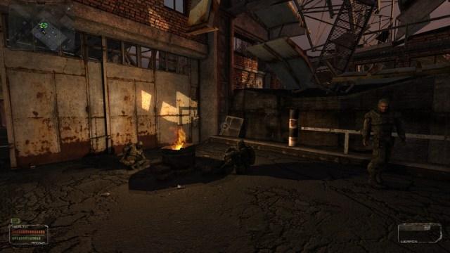Stalker Shadow of Chernobyl Night