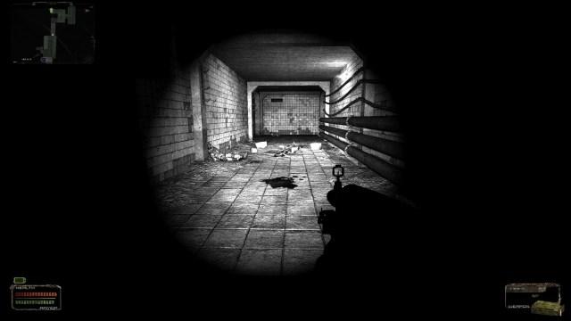 Stalker Shadow of Chernobyl Nightvision