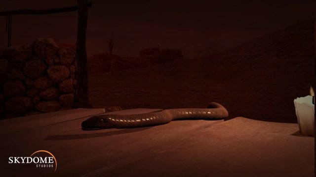 Dont Let Go Snake