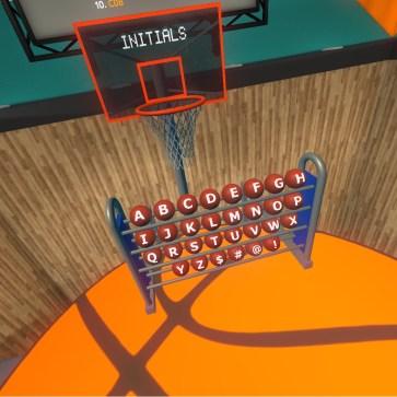 Hoops VR High Score
