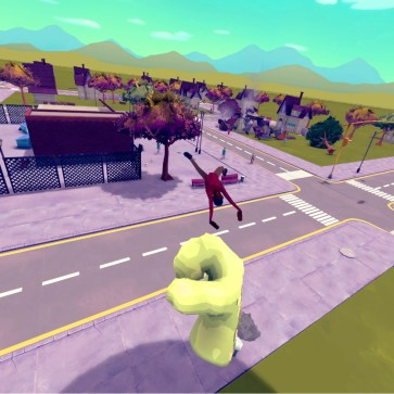 King Kaiju VR Peds