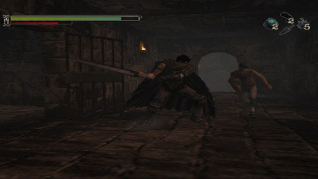 Sword of the Berserk Combat