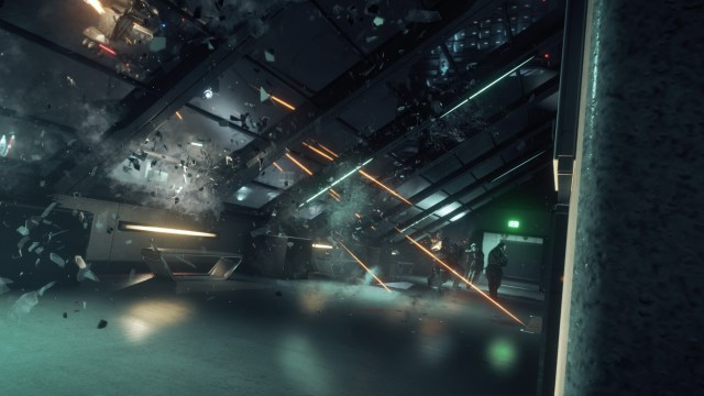 Homefront The Revolution Aftermath Helicopter