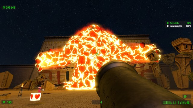Serious Sam HD The First Encounter Golem