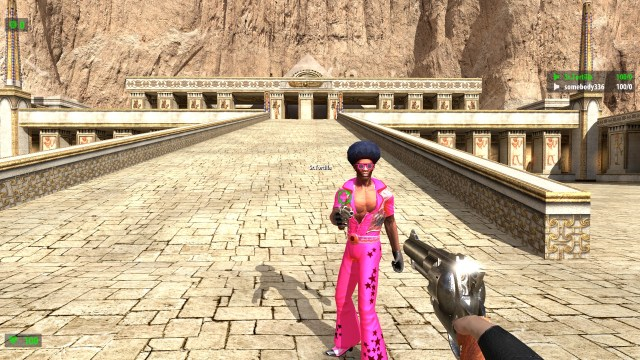 Serious Sam HD The First Encounter Pistol