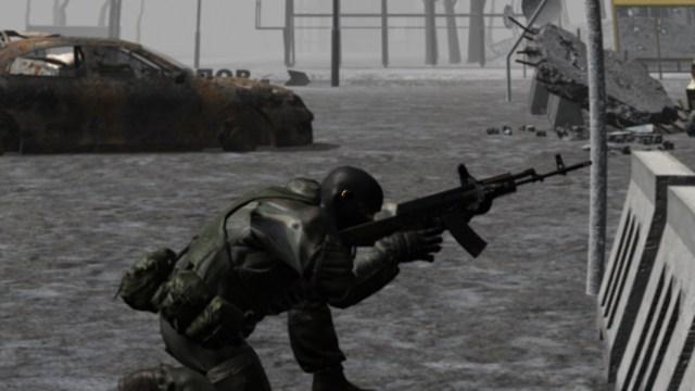 The Fallen Shooting