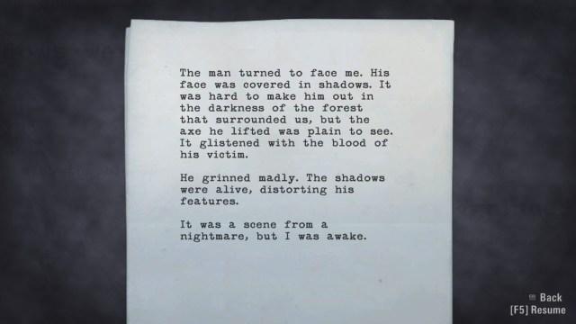 Alan Wake Page