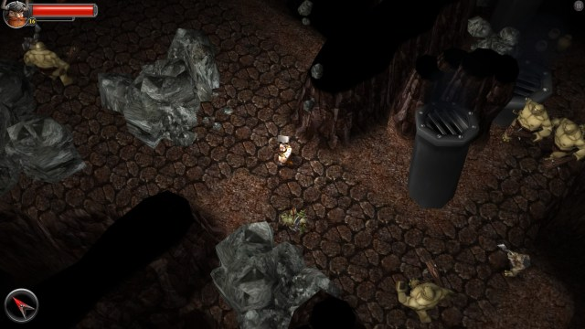 Runic Rampage Cave