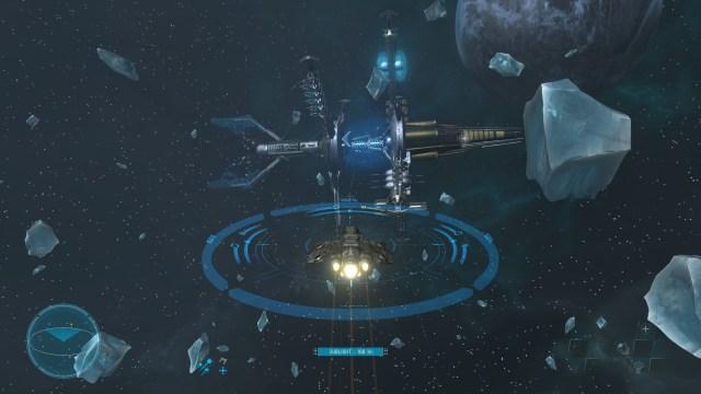 Starpoint Gemini Warlords Concord