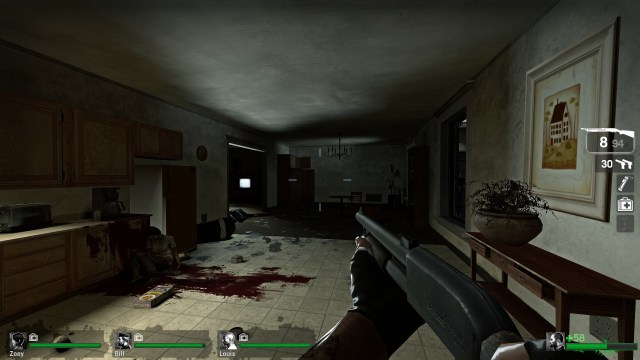 Left 4 Dead Scary