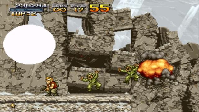 Metal Slug Grenade
