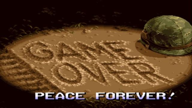 Metal Slug Peace Forever