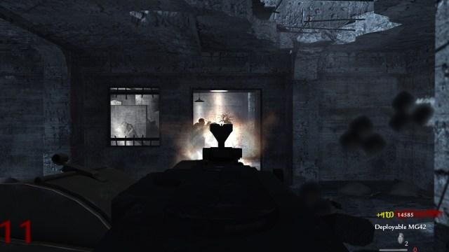 Call of Duty World at War Gun