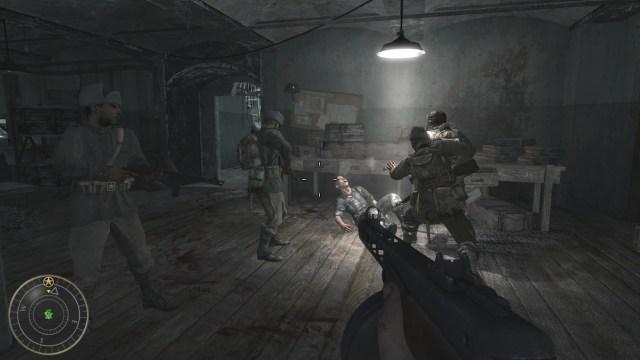 Call of Duty World at War Murder