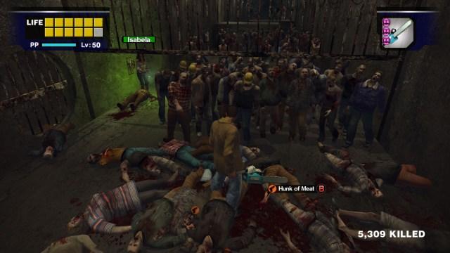 Dead Rising Chainsaw