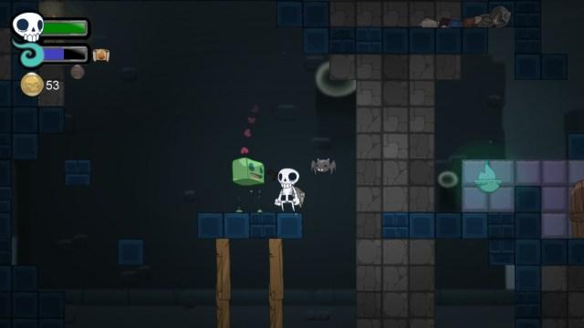 Skelattack Cube