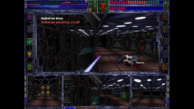 System Shock Enhanced Edition 360 Vision