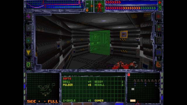 System Shock Enhanced Edition Mini Game