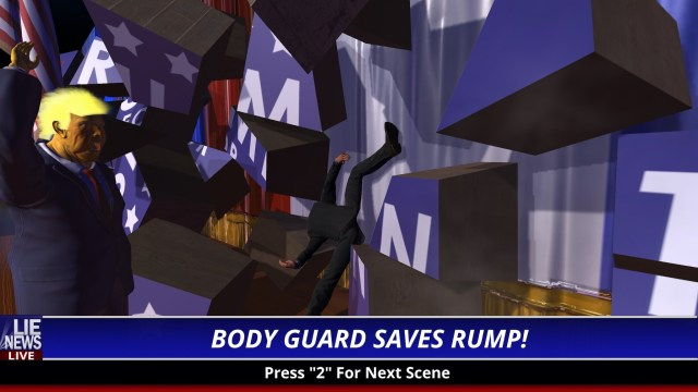 Mr President Rump