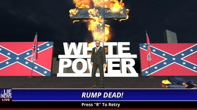 Mr President White Power