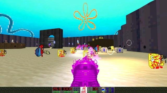 Spongebob Doom II Dead