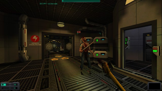 System Shock 2 Wrench