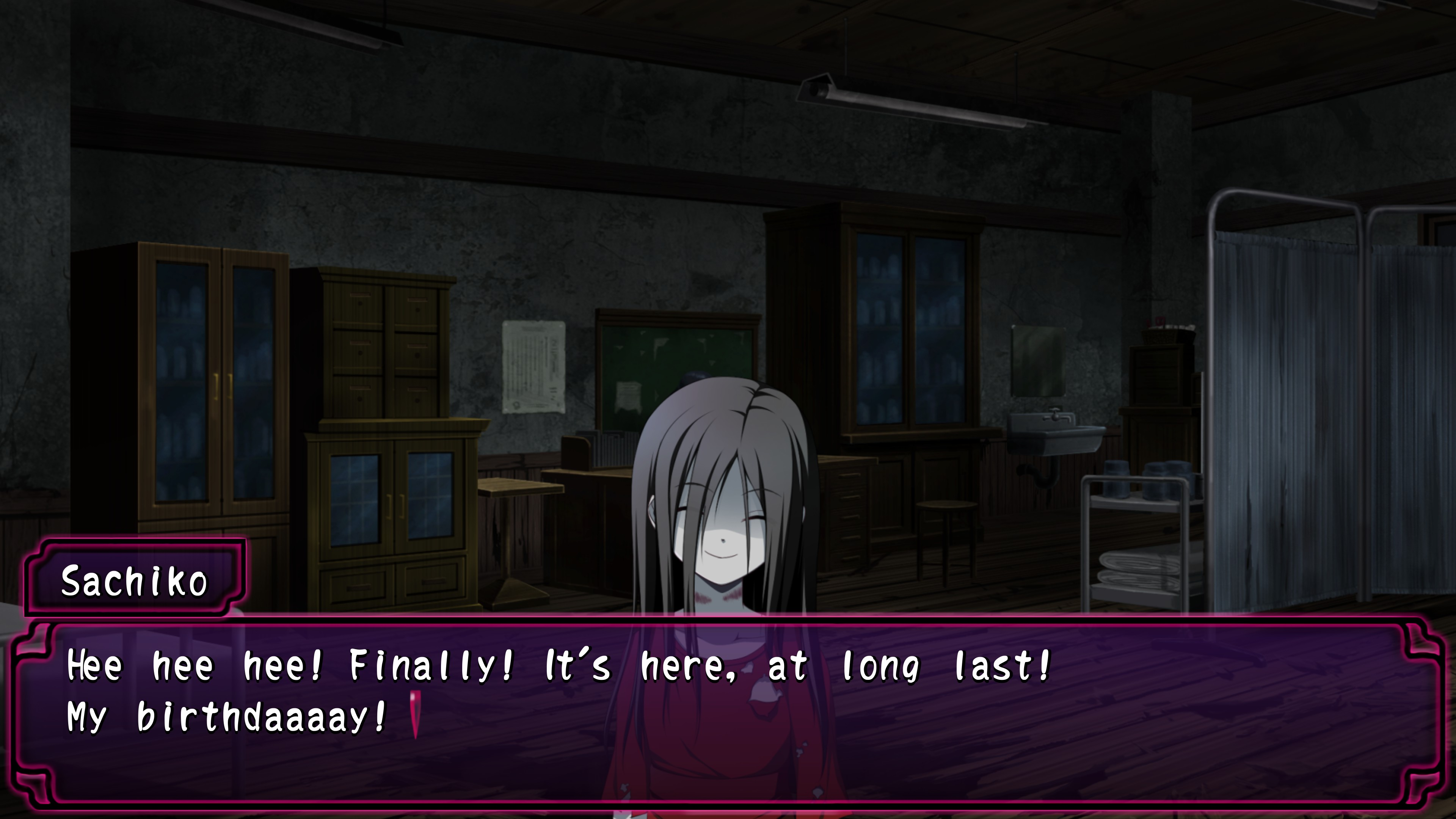 Corpse Party Sweet Sachiko S Hysteric Birthday Bash Review