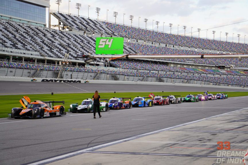 2020 IMSA Prototype Challenge at Daytona International Speedway