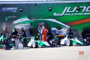Juncos Racing - Indy Pro 2000 Winter Testing
