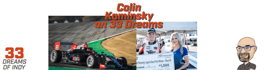 Colin Kaminsky 2019 USF2000 Season Review