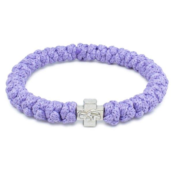Rose Prayer Bracelet