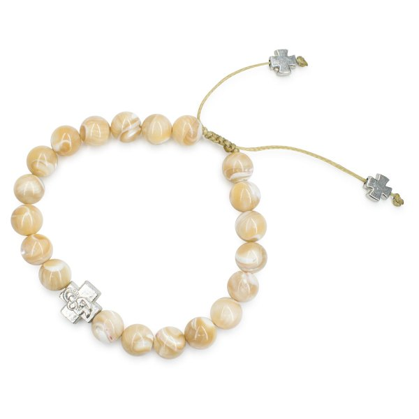 Sublime Sedef Stone Prayer Bracelet