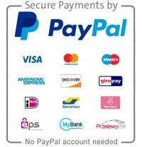 33Knots Payment Methods