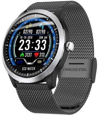 Refly N58 ECG Blood Pressure & HRV Watch