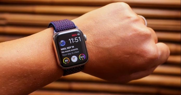 Apple Watch Series 4 Review 2021 33rd Square