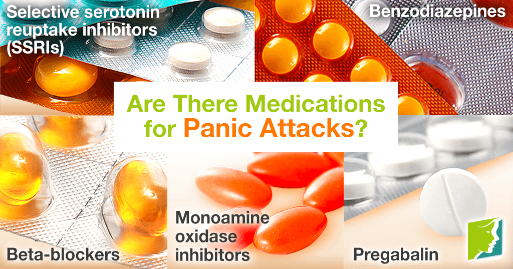 Are There Medications for Panic Attacks?
