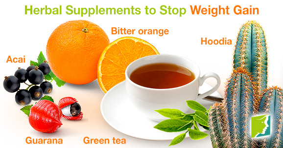 herbal supplements to stop weight gain