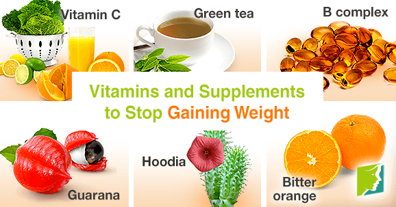 vitamins and supplements to stop gaining weight png