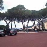 Monako rūmų aikštė