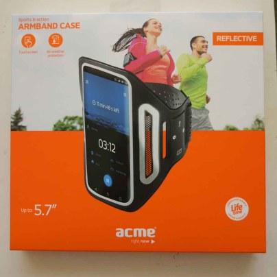 ACME MH08 telefono dėklo įpakavimas